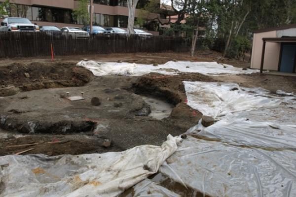 Las Lomas High School Memorial Outdoor Classroom Groundbreaking Photos